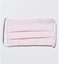 Masque de protection pour enfant rose bébé