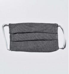 Masque de protection pour enfant gris foncé