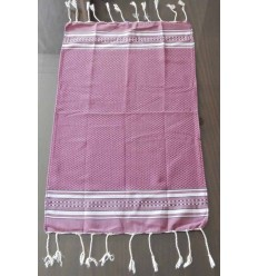 Mini fouta prune
