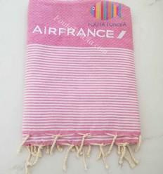 Fouta personnalisée AIR FRANCE