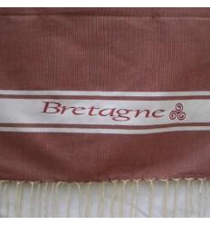 Bretagne rouge brique