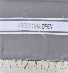 Fouta personnalisée ARGENTINA OPEN