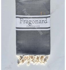 Fouta brodée Fragonard