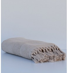 Serviette de bain HANNIBAL beige